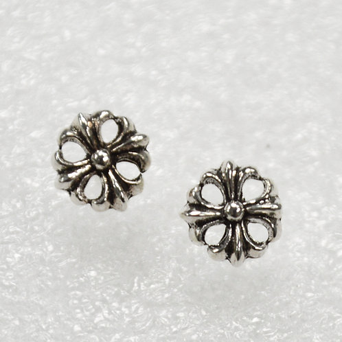 Stud Earring Sterling Silver 535029