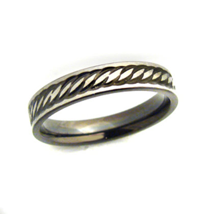 STAINLESS STEEL RING 81-497