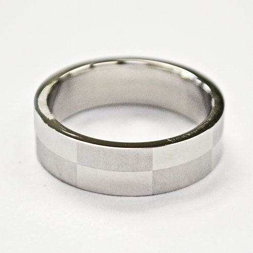 6MM STAINLESS STEEL RING 81-380-6
