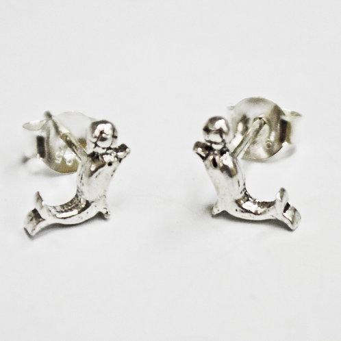 Seal Stud Earring