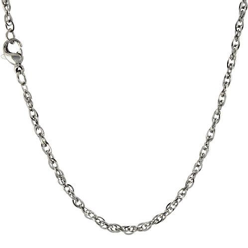 2m Twist Sparkle Chain