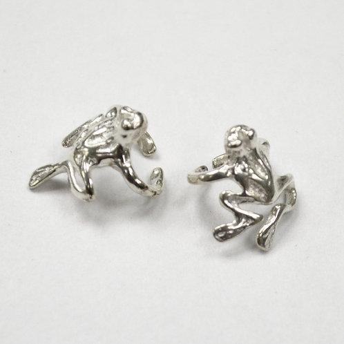 Frog Earcuff Sterling Silver 545119L
