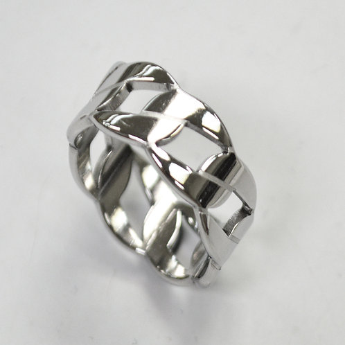 Stainless Steel Link Ring 81-1395S