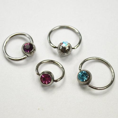 Ball Closure Ring  (3 Pcs @ $0.75 ea)
