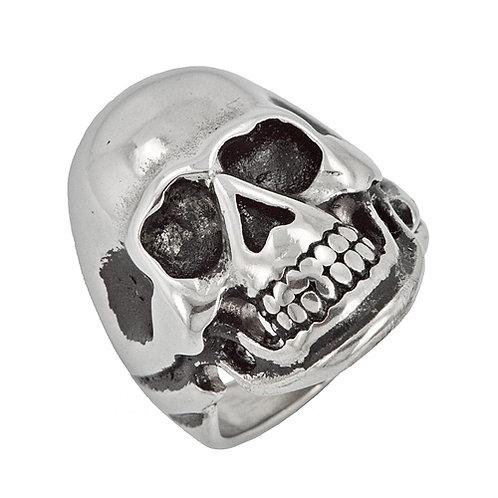SKULL HEAD RING (20x31mm) 81-513