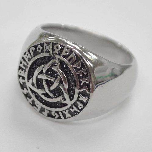 Triquetra Symbol Ring  81-1440