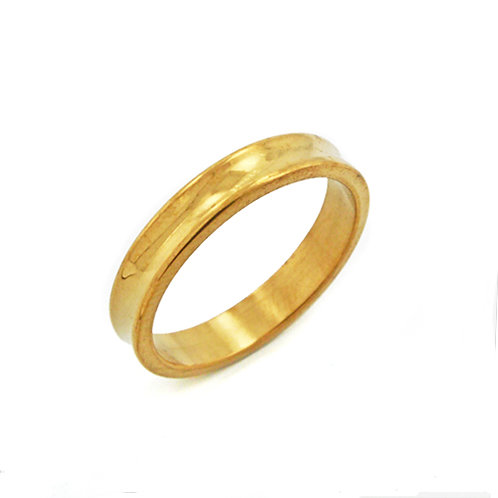 Gold Plated RING 81-1013