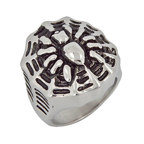 SPIDER WEB RING  81-1126