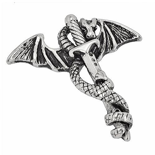 DRAGON SWORD  pendant