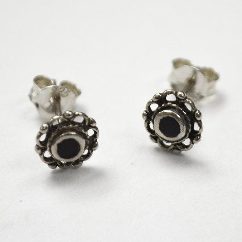 Stud Earring Sterling Silver 535230