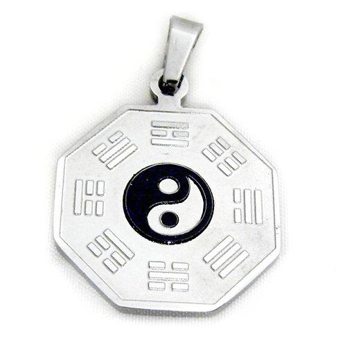 Ying and Yang Pendant 86-975