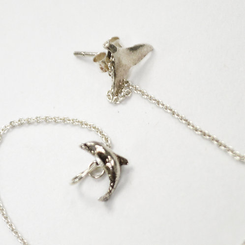 Sterling Silver Nose to Ear  Jewelry  531138