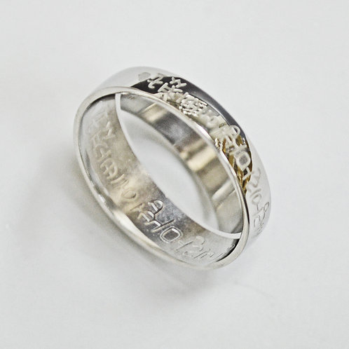 STAINLESS STEEL RING (5mm) 81-244