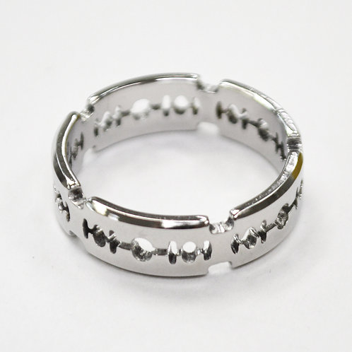 Stainless Steel Ring 81-1381