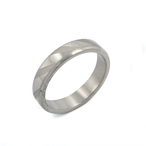 STAINLESS STEEL RING 81-846