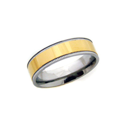STAINLESS STEEL RING 81-411
