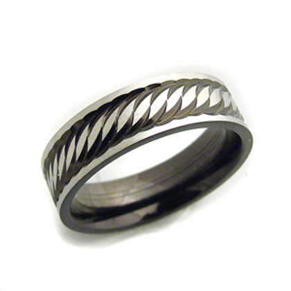 STAINLESS STEEL RING 81-498