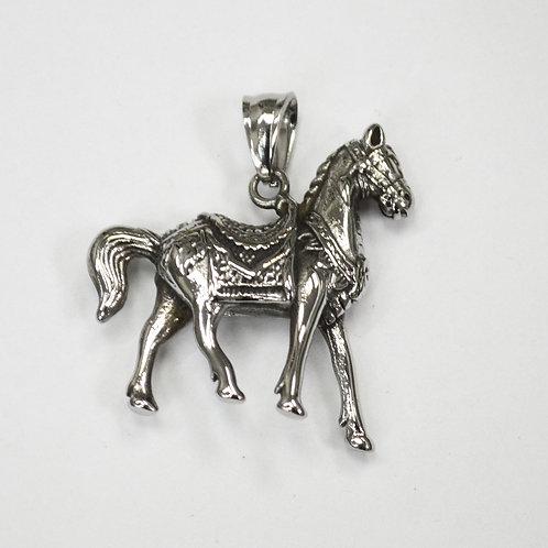 Horse Stainless Steel Pendant 86-2311