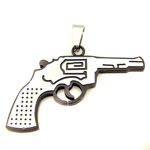 Pistol Gun Pendant 86-239