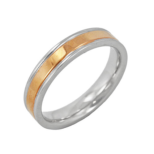 STAINLESS STEEL RING (4mm) 81-287