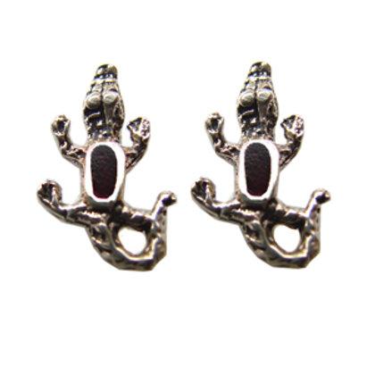 Crocodile Stud Earring