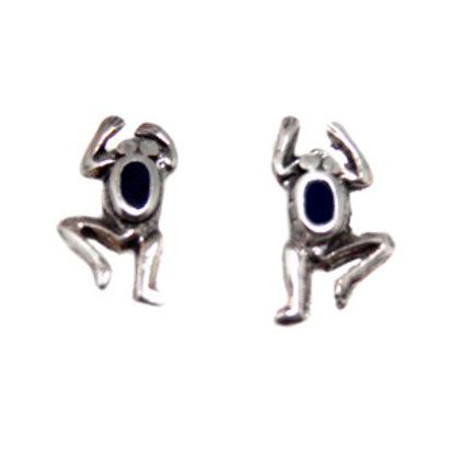 Frog Stud Earring