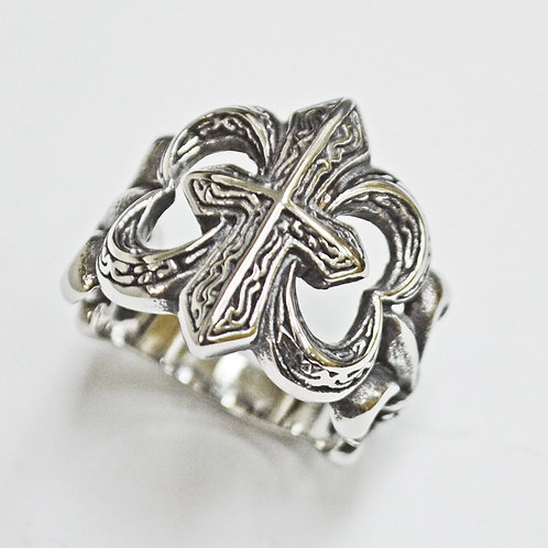 STAINLESS STEEL RING (23mm) 81-1263
