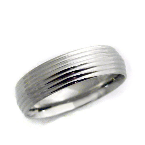 STAINLESS STEEL RING (6mm) 81-659