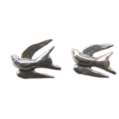 Swallow Stud Earring