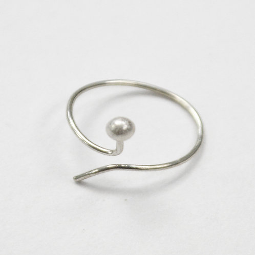 Nose Stud Sterling Silver (5 pcs in a bag)