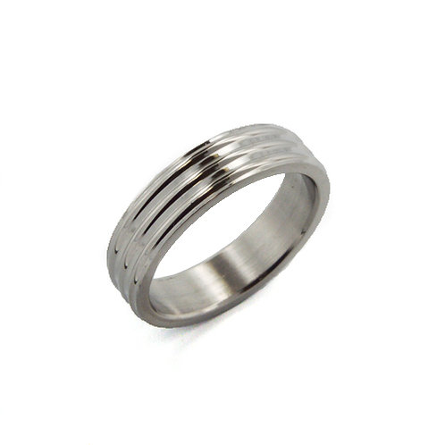 STAINLESS STEEL RING (5mm) 81-333
