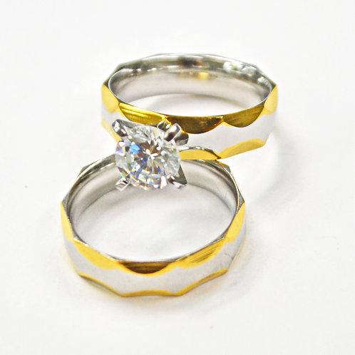 WEDDING SET RING 81-1195