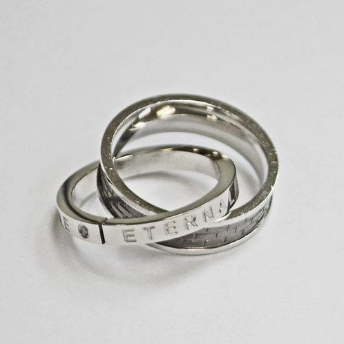 Trinity Ring Pendant 86-2121ch