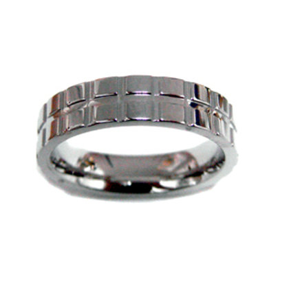 STAINLESS STEEL RING  81-234