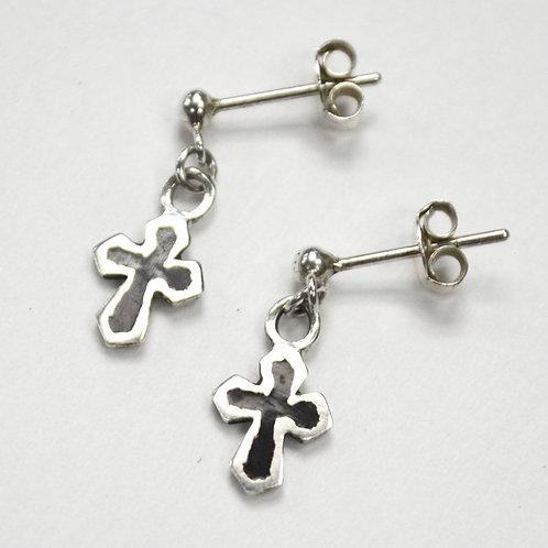 Cross Dangling Earring 535202
