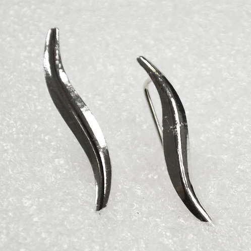 Sterling Silver Earrings 535248