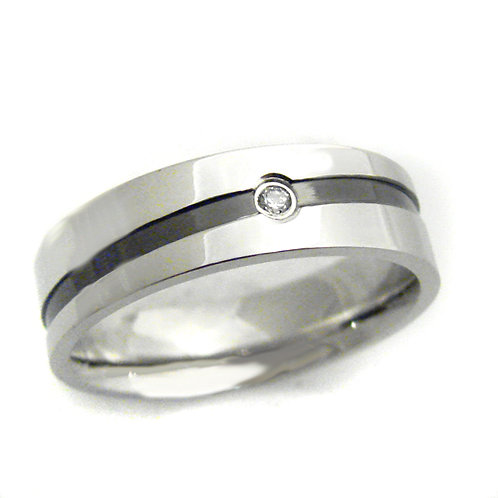 STAINLESS STEEL RING (6mm) 81-655