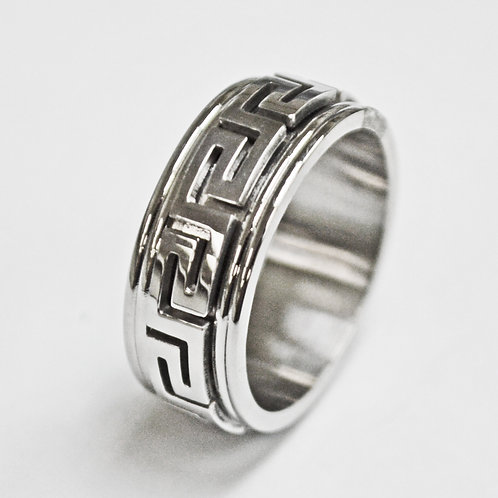 STAINLESS STEEL RING 81-1299