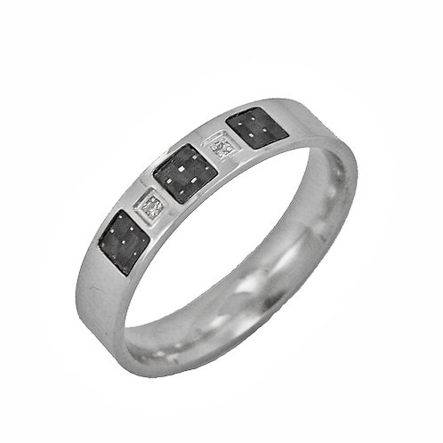 STAINLESS STEEL RING(4mm) 81-281