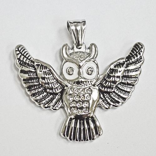 Owl Pendant 86-2064S
