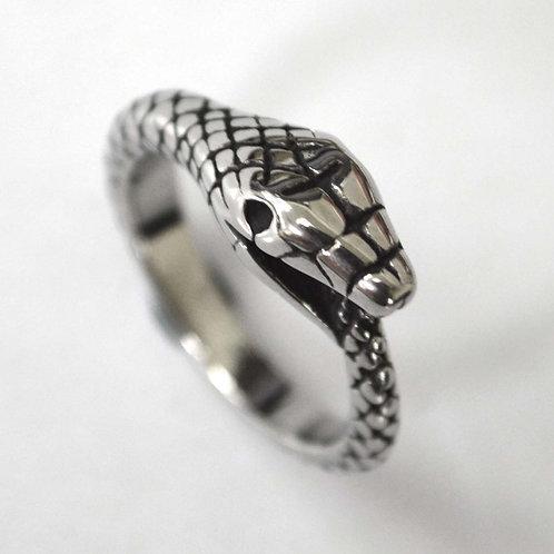 Snake Stainless Steel Ring 81-1464