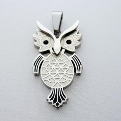 Owl Pendant 86-242