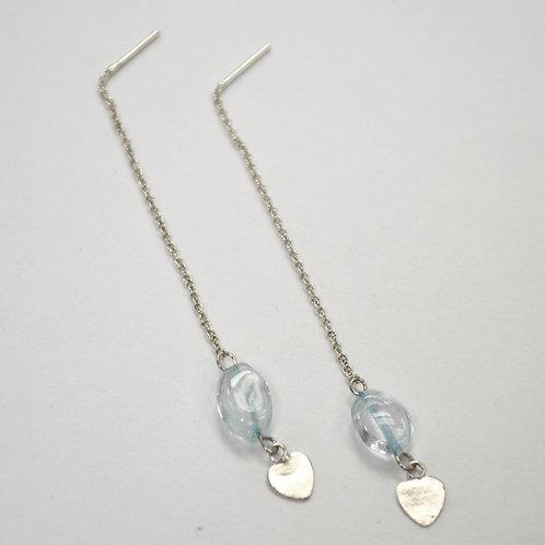 Ear Thread Sterling Silver 531133