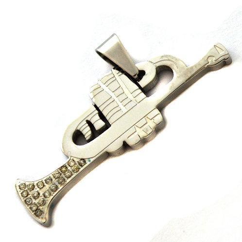Trumpet Pendant 86-1998