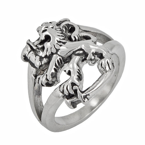 STAINLESS STEEL RING 81-796