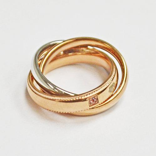 Trinity Ring Pendant