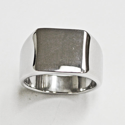 SIGNET RING (14x14mm) 81-1253S