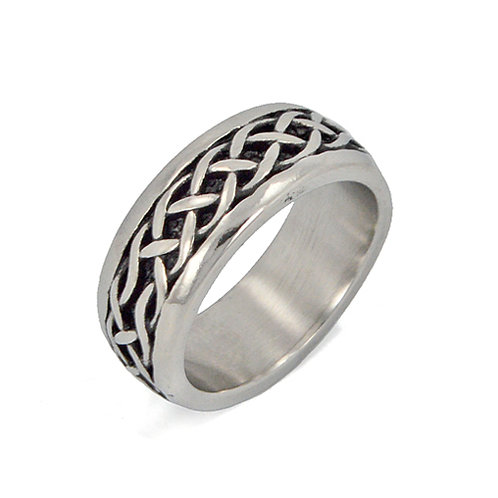 STAINLESS STEEL RING  81-1070