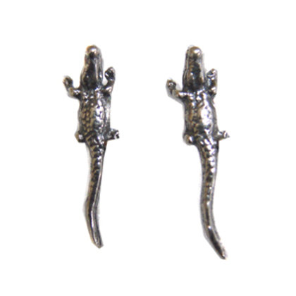 Crocodile Stud Earring