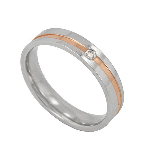 STAINLESS STEEL RING (4mm) 81-660
